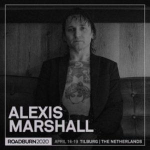 ALEXIS MARSHALL