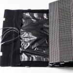 LED curtain Example 2