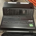 Midas M32 FOH Console Serial Number S1602094B31