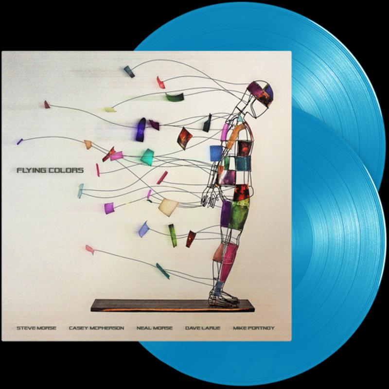 Flying Colors (Blue) Vinyl