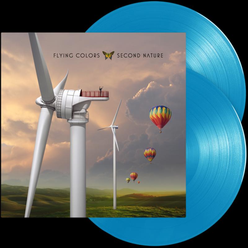 Second Nature (Blue) Vinyl