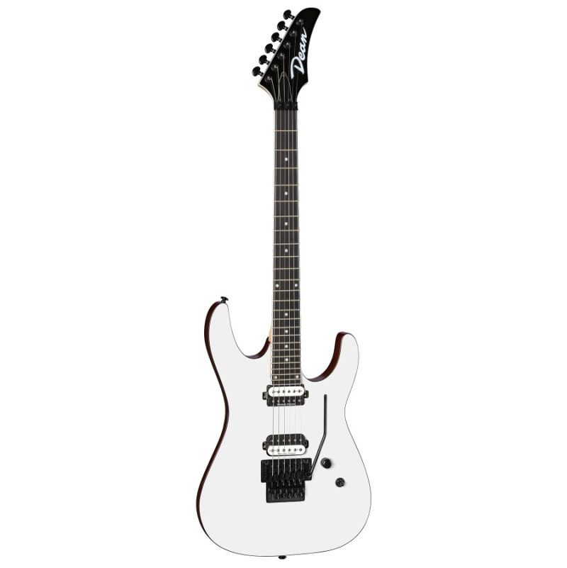Dean MD 24 Select Floyd - Classic White