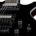 Dean Icon Select Classic Black detail