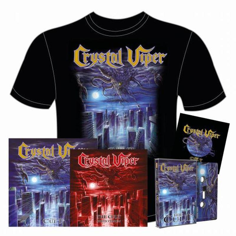 The Cult Exclusive CD bundle
