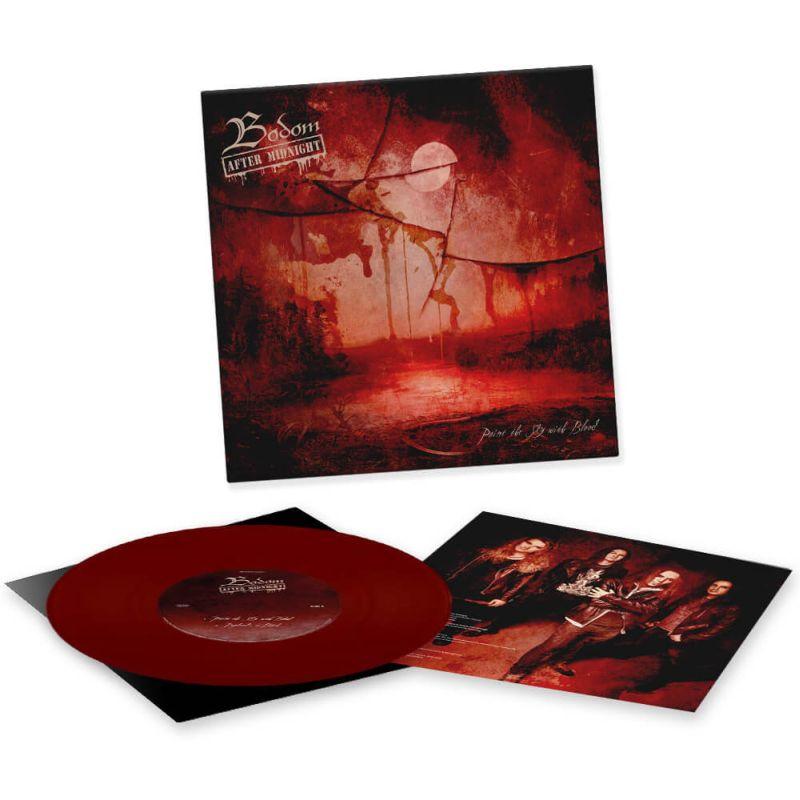 "OXBLOOD 10"" Vinyl"