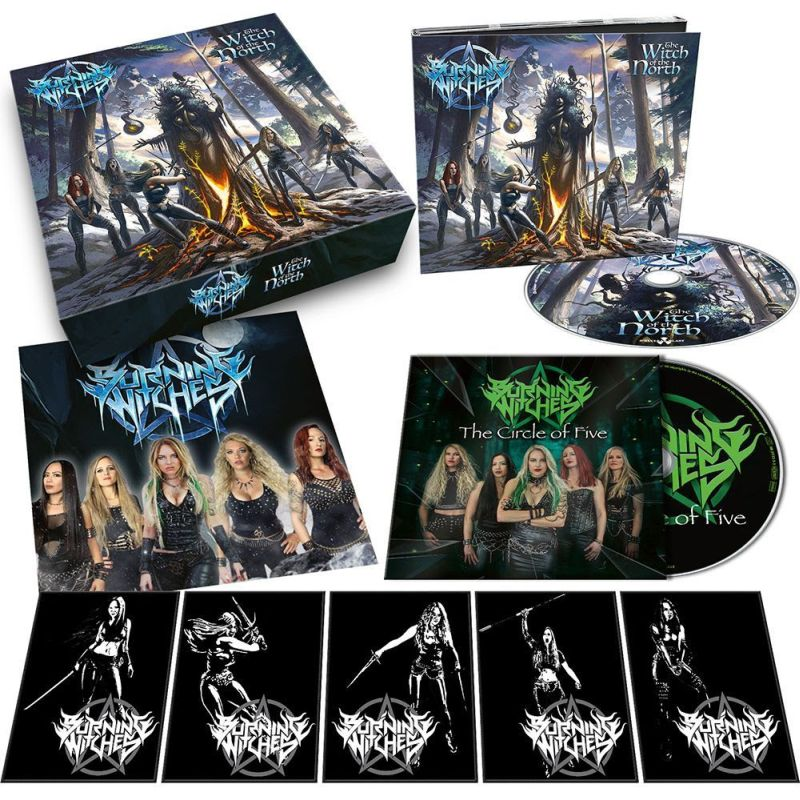 Ltd. 2CD Box Set (incl. EP, signed card, 5 patches)